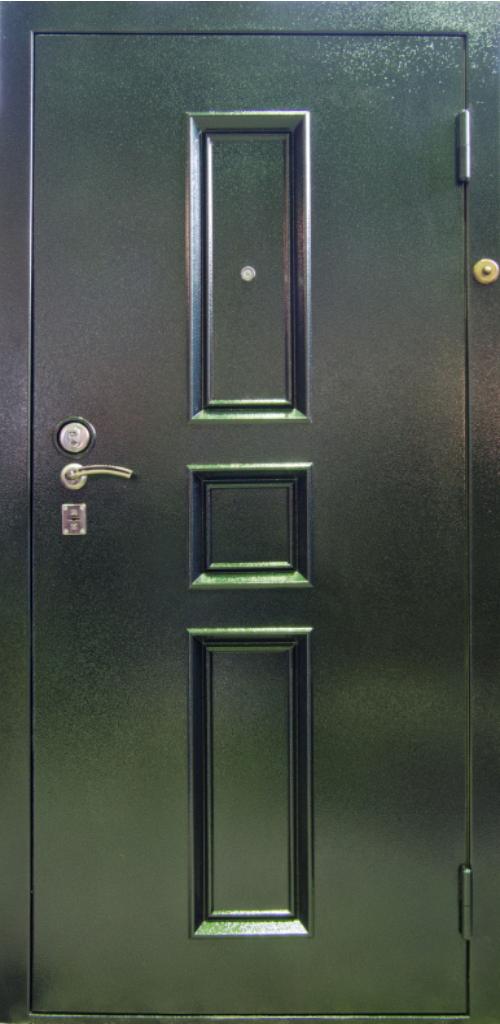 филенки на металлические двери